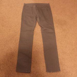 Dark Gray Jeans (Tall)